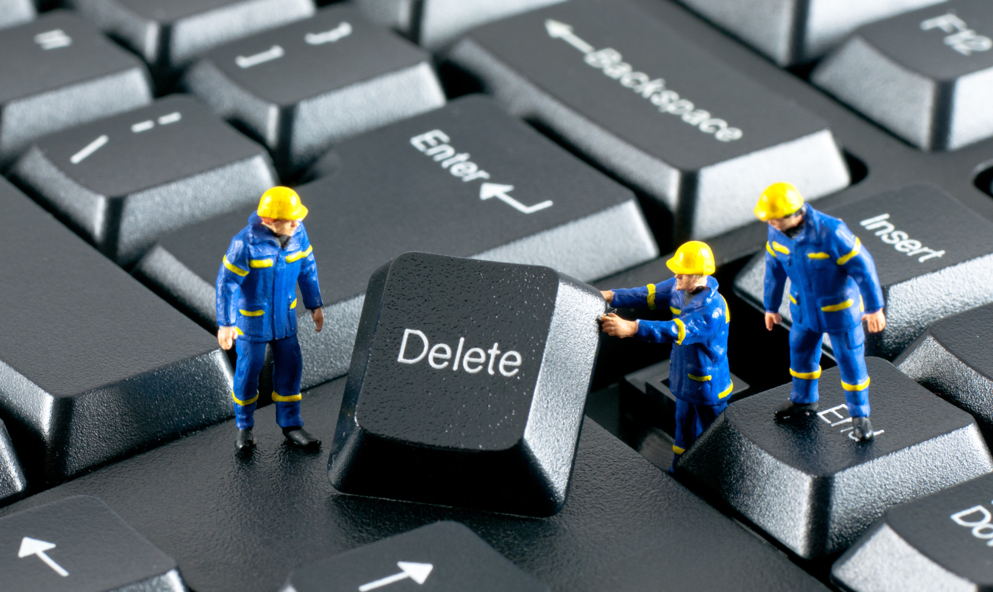 Crashed Hard Drive Data Recovery